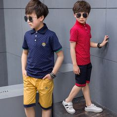 3b4cd797f big boys summer outfits cotton clothes 50% off and worldwide free  shipping!! Buy