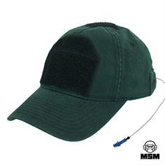 MIL-SPEC MONKEY ミルスペックモンキー MSM CG HAT DX ブラック / タクティカル キャップ シューター ミリタリー
