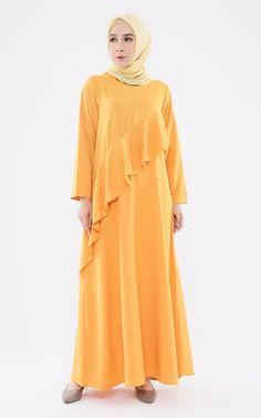 Mustard (G) Mustard, Dresses With Sleeves, Long Sleeve, Model, Shopping, Fashion, Moda, Sleeve Dresses, Long Dress Patterns