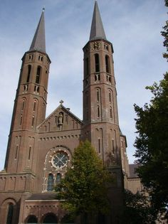 St. Petrus Church Uden The Netherlands