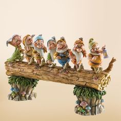 The Collectors Hub - Jim Shore Seven Dwarfs Figurine, $94.95 (http://www.thecollectorshub.com/jim-shore-seven-dwarfs-figurine/)