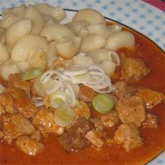 Black Eyed Peas, Thai Red Curry, Chili, Soup, Meat, Chicken, Ethnic Recipes, Anna, Corona
