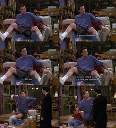 Haha oh Joey