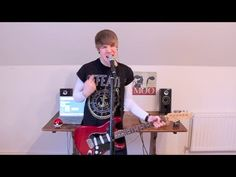 I'm Not Okay (I Promise) - My Chemical Romance Cover (this is one of my favorite songs)