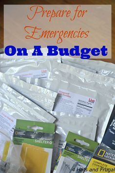Live Prepared's 72-Hour Emergency Home Kits have everything me and my family will need in an emergency and the clean-up afterwards. And since we have young kids, this form of emergency preparedness ensures they'll be as comfortable, well-fed and safe as possible.