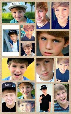 Matty b! so much cuteness in 1 picture!