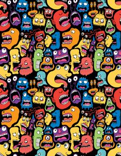 1202-20120927-MonsterFaces