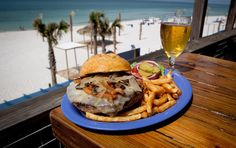 There's a variety of places to enjoy and experience the food of Panama City Beach. Seafood, Cajun dishes, and more, all in the atmosphere of the beautiful gulf shores.