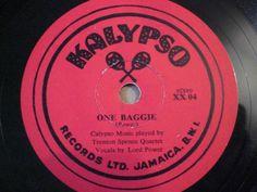 Trenton Spence Quartet Lord Power One Baggie Matty Belly XX04 78 Kalypso Calypso | eBay