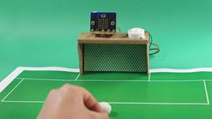 Electro Football | Make with the micro:bit | Technology Will Save Us