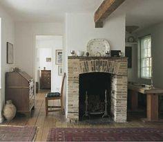 Kettle's Yard, Cambridge. Living/dining room.