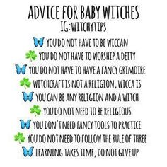 green witchcraft Page 2 Read Baby Witches from the story Witchy Tips & More: For Baby Witches & Broom Closet Dwellers by _UNCHAINED_ wit. Witchcraft Books, Green Witchcraft, Magick Spells, Wiccan Spell Book, Wiccan Witch, Witch Spell, Wiccan Art, Spell Books, Witchcraft Spells For Beginners