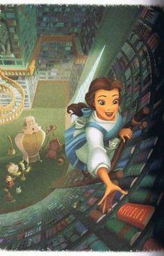 ideas disney art beauty and the beast fairy tales Disney Magic, Disney Pixar, Walt Disney, Disney Amor, Disney And Dreamworks, Disney Animation, Disney Love, Disney Films, Disney Characters