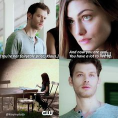 "#TheOriginals 4x03 ""Haunter of Ruins"" - Klaus, Hayley and Hope"