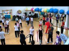 Corso Attività fisica per Over50: Docente Chicca Raghitta - YouTube