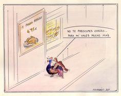 Pobres pollos.