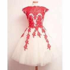 Fashion lace embroidery dress  L765152