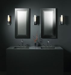 bathroom lighting ideas to pair with robern m series cabinets medicine cabinet