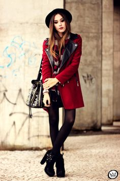 Look du Jour: Winter is Here | Fashion Coolture
