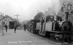 Penrhyn Station, Ffestiniog Railway