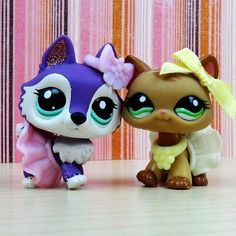 littlest pet shop Hannah and Valerie