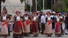 """""""Από τις ρούγες της Κέρκυρας στα σοκακια τ'Αναπλιού"""": Παράσταση του Λυκείου Ελληνίδων Αθηνών με χορούς και τραγούδια από την Κέρκυρα, μετά από πρόσκληση του ΠΛΙ. Ναύπλιο 27.9.015. Φωτογράφος:Νίκος Σαριδάκης"""