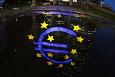 Sixth quarter of #eurozone #recession. According to official #figures, the recession across the 17-nation #euro zone has #continued into a sixth quarter. Individual data for member countries showed nine were in recession, although #Germany recorded #weak #growth of 0.1% in the period.