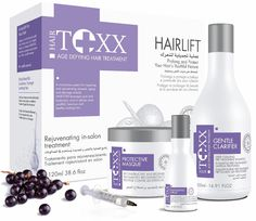 Formulated with the powerful Açaí Berry and hyaluronic acid, HairToxx provides a real plastic surgery for your hair.