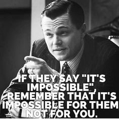 Read best quotes from Leonardo Dicaprio for motivation. Leo Dicaprio's quote images are best source of inspiration specially for youngster & entrepreneurship with success. Life Quotes Love, Great Quotes, Quotes To Live By, Inspirational Quotes, Top Quotes, Famous Quotes From Movies, Wisdom Quotes, Motivational Quotes For Love, Place Quotes