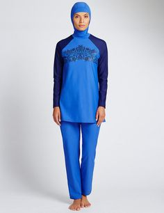 M&S unveils swimwear range for Muslim women - News : Fashion (#672958)