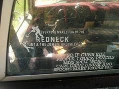 Do You Put Gun Decals On Your Car? | http://guncarrier.com/i-dont-put-gun-stickers-on-my-car/
