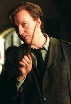 "David Thewlis as Remus Lupin in ""Harry Potter and the Prisoner of Azkaban"" - 2004"