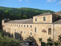 San Julian's Monastrey, Samos, Spain. Founded in the 6th century. http://www.cyclefiesta.com/multimedia/articles/camino-de-santiago-camino-frances-guide.htm