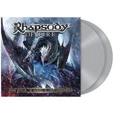 """L'album dei #RhapsodyOfFire intitolato """"Into the legend"""" su doppio vinile."""