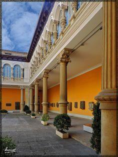 Museo La magdalena  Zaragoza  Spain