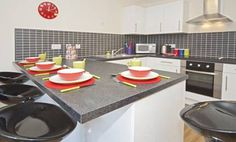 Manchester Student Flats | Mansion Gardens - Pads for Students