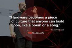 Hardware as poetry #hackcinema