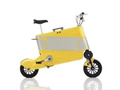 Design in bicicletta.