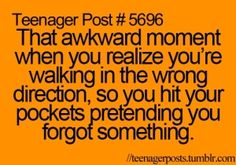 All the time! Makes a great cover so people don't look at you like you're stupid<<<to an extent
