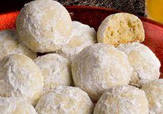 authentic italian recipes desserts | Italian Wedding Cookies Dessert Recipes | World class cooking recipes