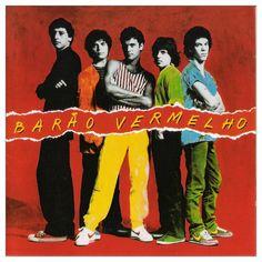 Vinil LP - Barão Vermelho - 1982