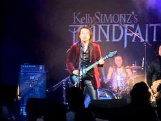 Eternal Flame -Kelly SIMONZ's BLIND FAITH - YouTube