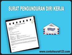 25 Best Contoh Surat Images On Pinterest Indonesia Auras And Dan