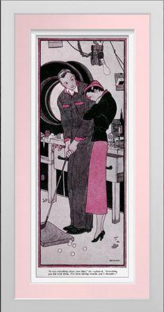 Something In The Hips - Vintage Golf Poster  #golf #art #poster #vintage