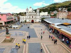Plaza de los Dolores Tegucigalpa Honduras