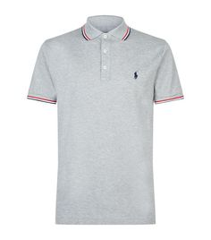 Polo Ralph Lauren Tipped Polo Shirt available to buy at Harrods.Shop clothing online and earn Rewards points.