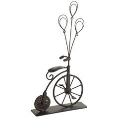 Pier 1 Imports Bicycle Photoholder (495 RUB) ❤ liked on Polyvore featuring home, home decor, frames, bike, wrought iron picture frames, bicycle frames, black frames, bike frames and clip picture frames