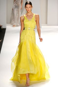 Toya's Tales: What Will Catch My Eye?: Toya's Tales Spring 2012 Ready to Wear: Highlights from the Carolina Herrera show