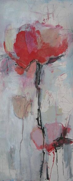 """Outstanding """"contemporary abstract art painting"""" information is offered on our internet site. Take a look and you wont be sorry you did. Contemporary Abstract Art, Modern Art, Arte Floral, Abstract Flowers, Hanging Art, Art Plastique, Flower Art, Artwork, Website"""