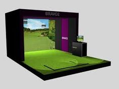 The Most Advanced Golf Simulator in the World. Using Online Video Mode, you can play with friends playing anywhere in the world